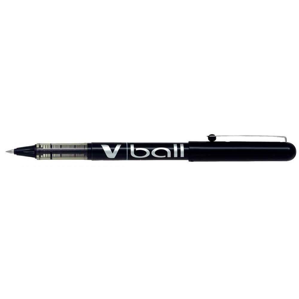 ROLLER V-BALL 0,5 MM NOIR