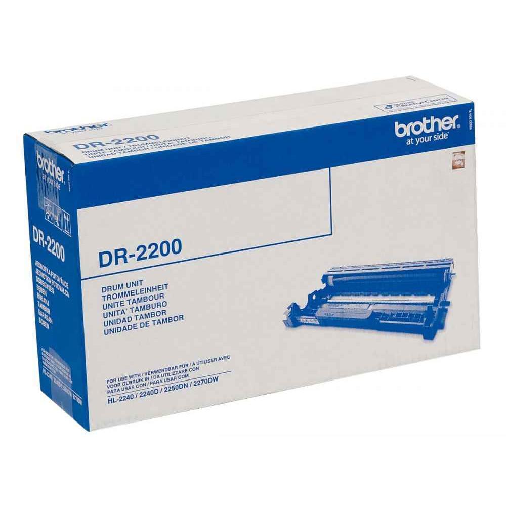 TAMBOUR DR2200 NOIR
